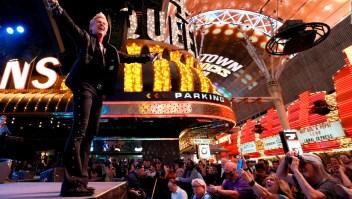 Las Vegas viajes covid normalidad turismo