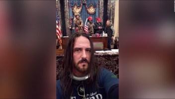 Acusado por ataque al Capitolio se declara culpable