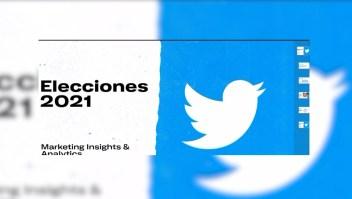 Más del 90% de tuiteros de México votarían, según estudio
