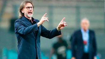 Gareca critica elección de la sede de la Copa América
