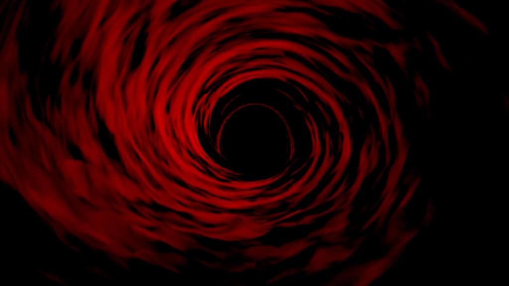 La NASA publica increíble simulación de agujeros negros