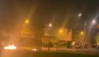 Bogotá registra otra noche más de protestas violentas