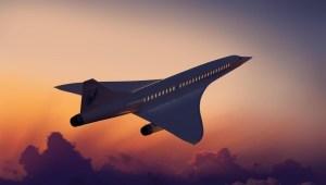 Mira los nuevos aviones supersónicos de United Airlines