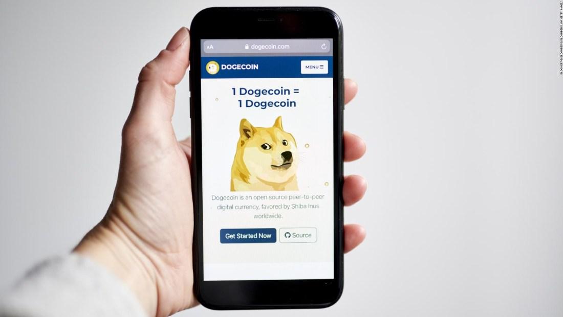 Anuncio de Coinbase dispara al dogecoin un 25%