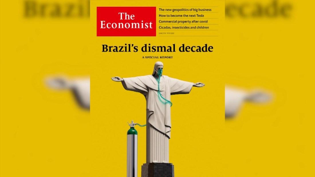 The Economist: Democracia de Brasil, en punto más frágil