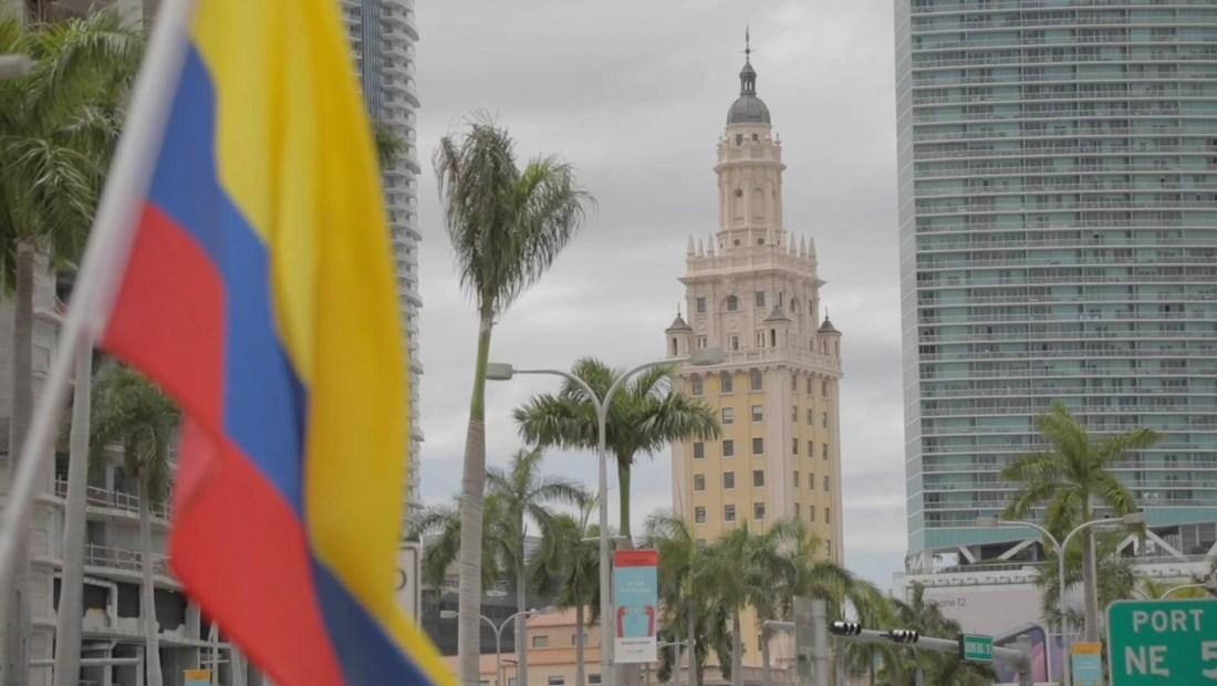 Así opinan los colombianos en Miami sobre la crisis de su país