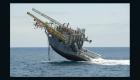 Laboratorio flotante en la Antártida