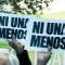 287 mujeres fueron asesinadas el año pasado en Argentina
