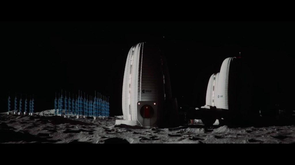 ¿Rascacielos en la Luna? Esa es la idea de este proyecto