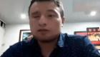 Testimonio de joven herido en protestas de Colombia