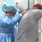 Hospitales llenos en República Dominicana