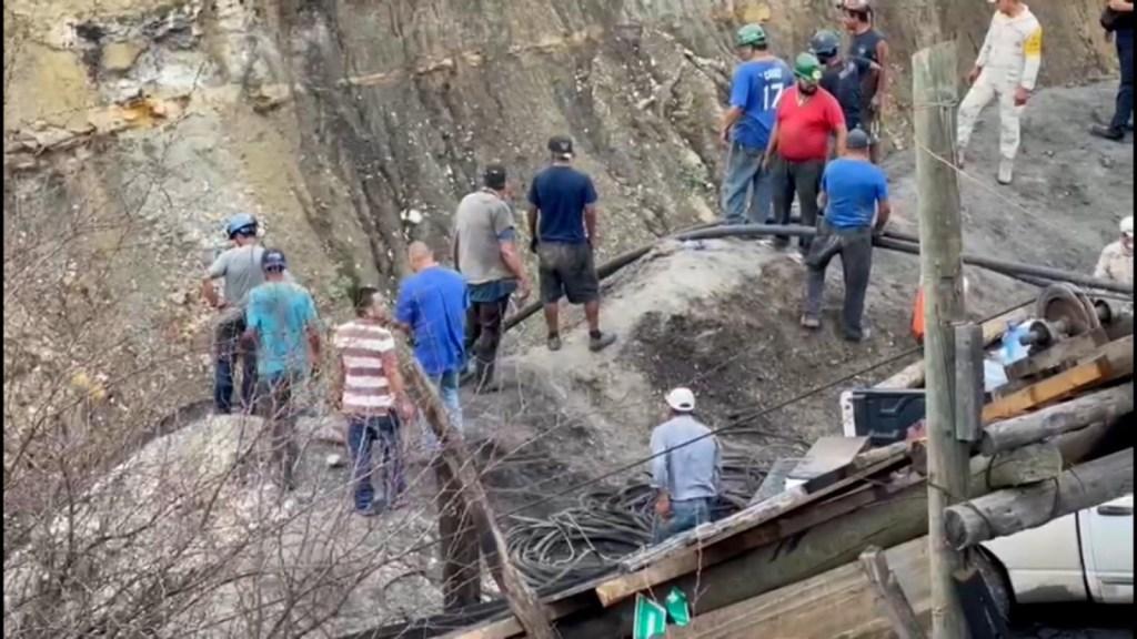 México: al menos 1 muerto tras el colapso de una mina