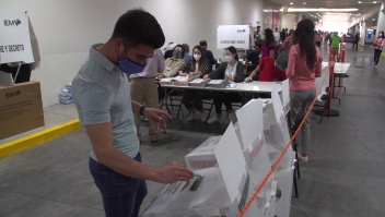 Crónica de la jornada electoral en Morelia, Michoacán