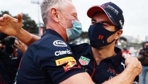 MotoGP: la emoción del Checo Pérez tras ganar en Azerbaiyán