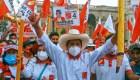 Reacción en Lima ante ventaja de Castillo sobre Fujimori