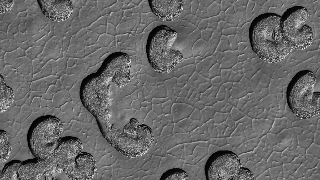 """¿Por qué Marte tiene formaciones de """"queso suizo""""?"""