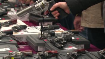 Venta de armas de fuego en EE.UU. alcanzó récord en 2020