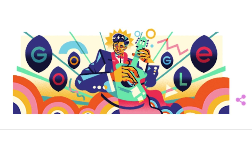 Google pays tribute to the great composer Roberto Cantoral