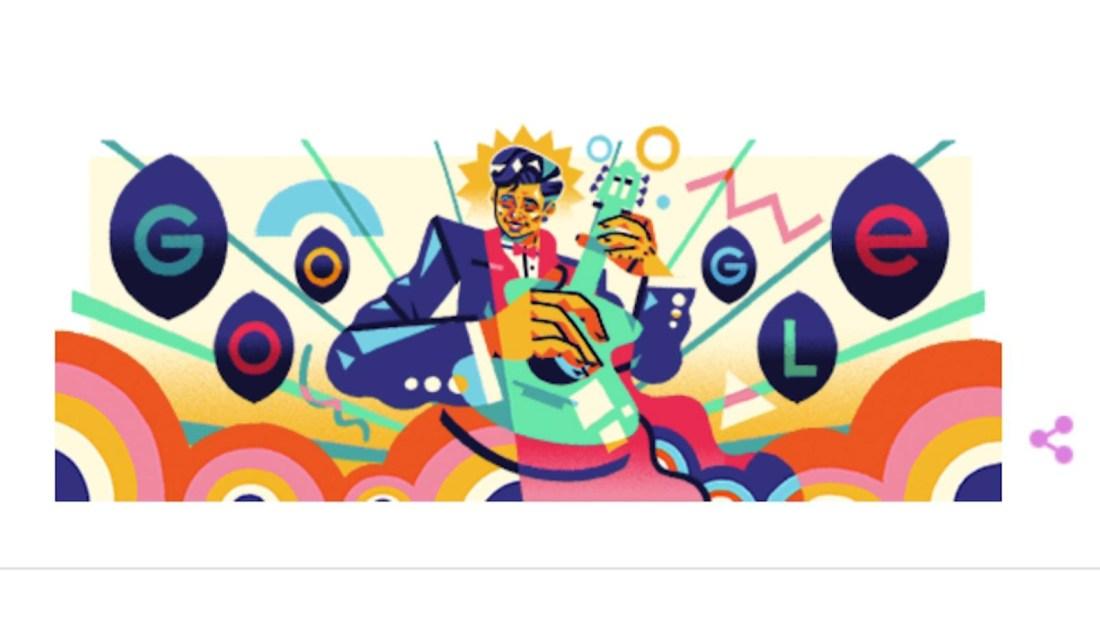 Google rinde tributo al gran compositor Roberto Cantoral