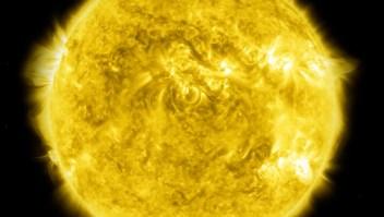 Se registra una explosión de múltiples etapas en el Sol
