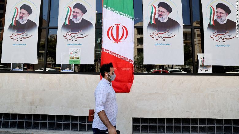 Irán elecciones