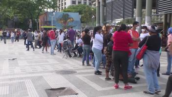 ¿Cómo avanza la vacunación en Venezuela?