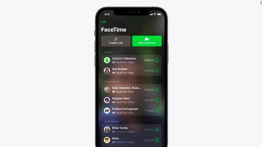 Facetime se podrá utilizar en Android y Windows