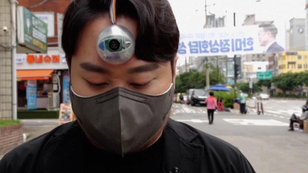 """Crean un """"tercer ojo"""" para celulares"""