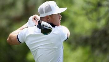 Saúl Álvarez se medirá ante golfistas profesionales