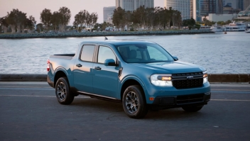 Conoce la nueva camioneta Maverick de Ford