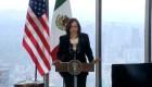 Kamala Harris: Visitaré la frontera de México con EE.UU.