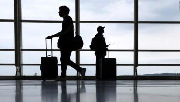 CDC emiten nuevos consejos de viaje por covid-19