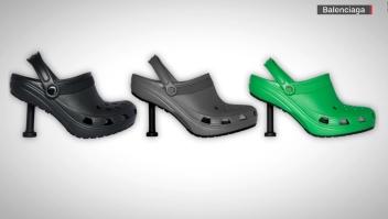 ¿Comprarías estas Crocs con tacones?