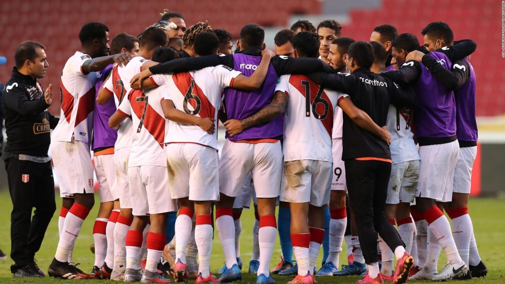 Peru comes to life in the Qualifiers