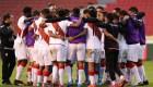 Perú vuelve a la vida en las Eliminatorias