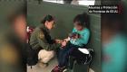 Rescatan a niña sola en la frontera sur de EE.UU.
