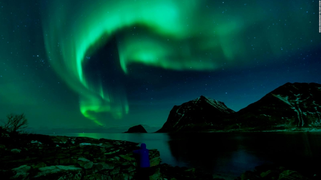 Do you know how the northern lights originate?
