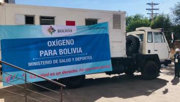 Bolivia, sin oxígeno ni medicamentos ante el covid-19