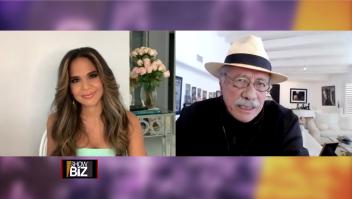 """Edward James Olmos y lo difícil de filmar """"Selena"""""""