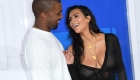 Kim Kardashian congratulated Kanye West on his birthday