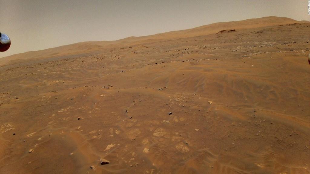 Marte: increíble recorrido 360° y con audio