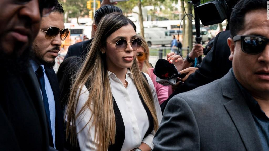 """Exagente de la DEA: """"Emma Coronel es una narcoprincesa"""""""