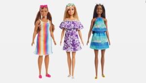 Conoce las nuevas Barbie hechas de plástico reciclado