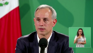 López-Gatell anuncia fin de conferencia diaria de covid-19