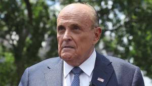 Audio revela cómo Giuliani presionó a Ucrania