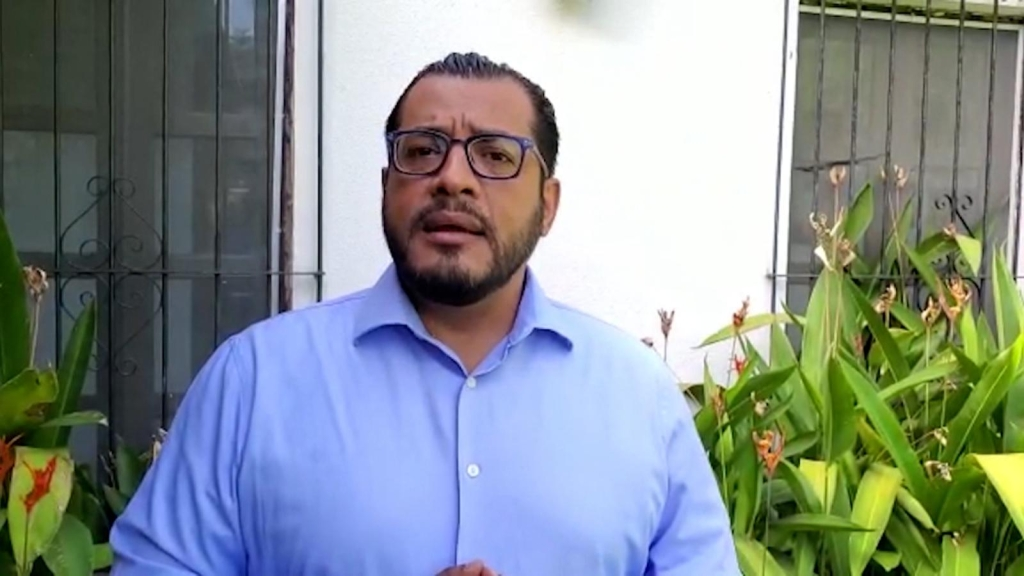 Habla la esposa del líder nicaragüense Félix Maradiaga
