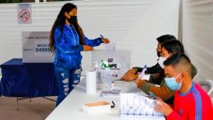 ¿Cuándo se conocerán los resultados definitivos en Perú?