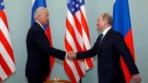 Reunión Putin-Biden: esta es la historia de fondo