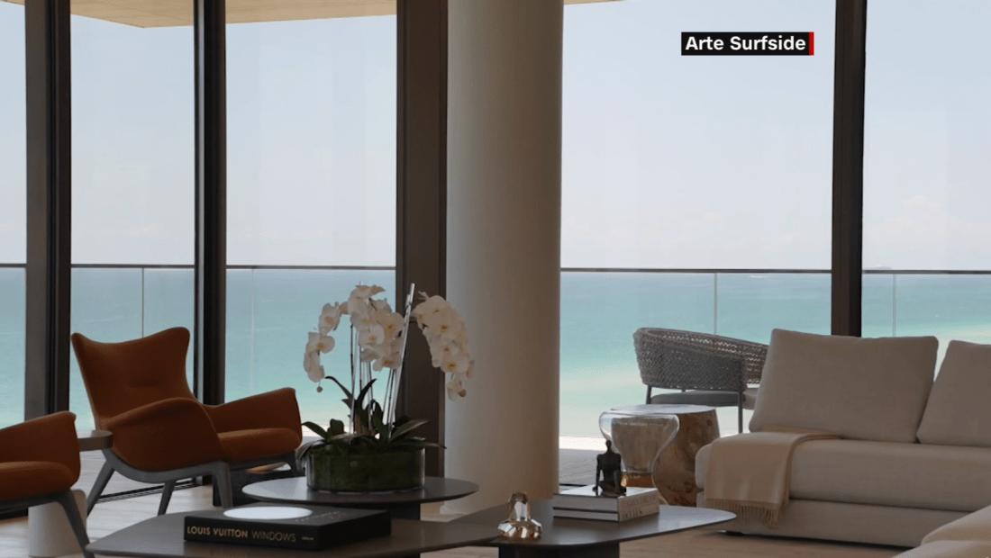 En Miami pagan lujoso apartamento con criptomonedas
