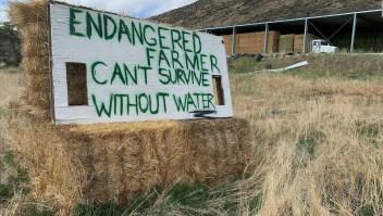Sequía se agrava y golpea a California